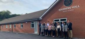 Security specialist GMS Group arrives home with new Black Country HQ