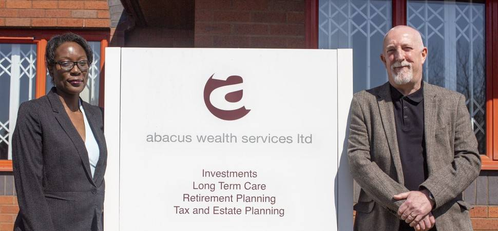 Abacus Wealth Services support staff working apart during Covid-19 lockdowns