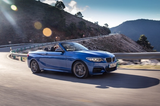 Williams Group Unveils New BMW 2 Series Convertible