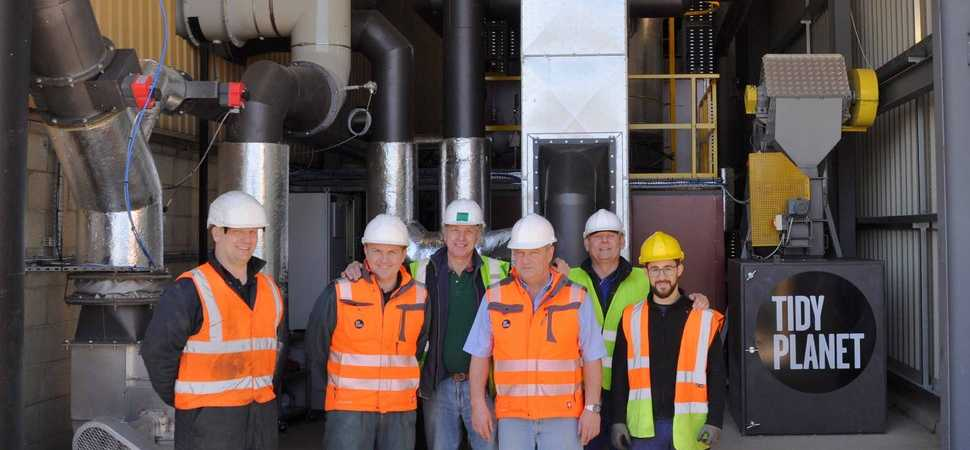 Macclesfield-based Energy-from-Waste firm brings Spanish eco boilers to UK