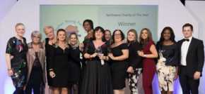 Bolton Young Persons Housing Scheme Win North West Charity of the Year