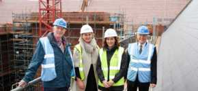 Development for older people in Coventry reaches new heights