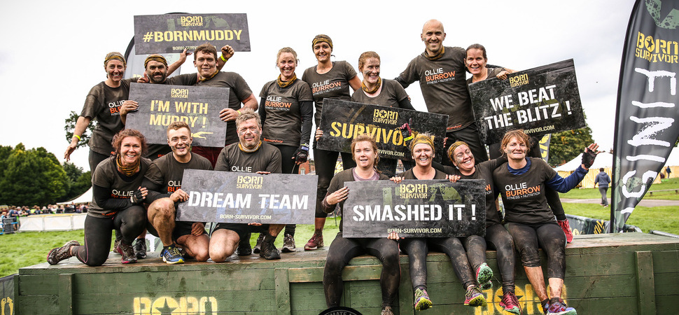 Charity challenge by Cumbria personal trainer raises over £2,000