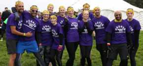 Unique Kidz and Co Raise Over £6000 at Born Survivor