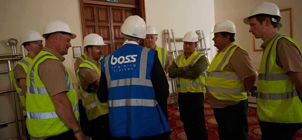 Royal Shakespeare Company 'Boss' Training Course