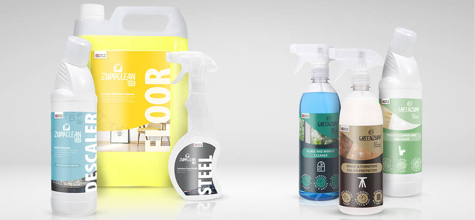 Eco-friendly products from Bothongo Hygiene Solutions protect people and planet