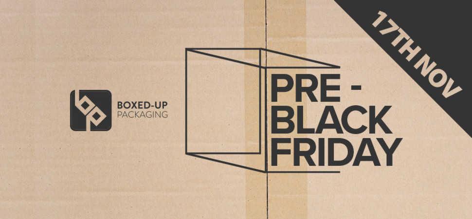 Wigan box manufacturer helps businesses brace for Black Friday bonanza