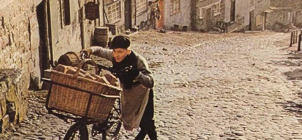 Iconic Hovis Boy on the Bike advert returns after 45 years