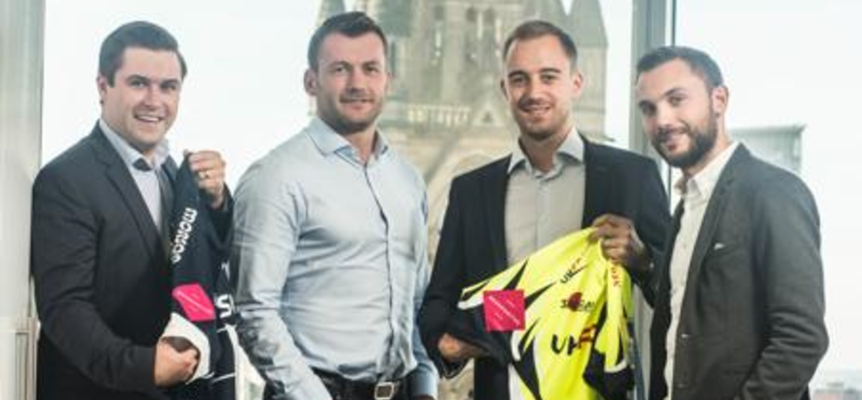 Brandsmiths partners with Sale Sharks and kicks off top start in Manchester