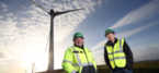 Jones Bros completes work on Denbighshire wind farm