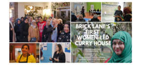 Brick Lane's First Women-Led Curry House