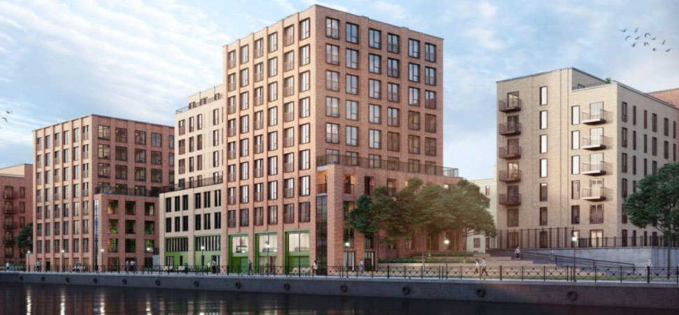 Bridgewater Wharf offers opportunities for property investment with 6.8% yield