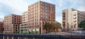 Bridgewater Wharf offers opportunities for property investment in Manchester