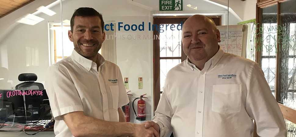 Direct Food Ingredients Launches New Division