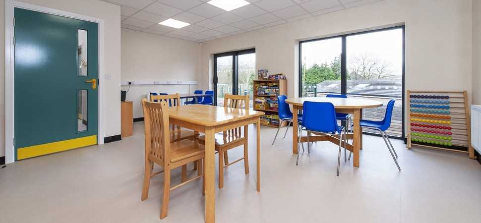Medlock FRB completes new school for children with autism