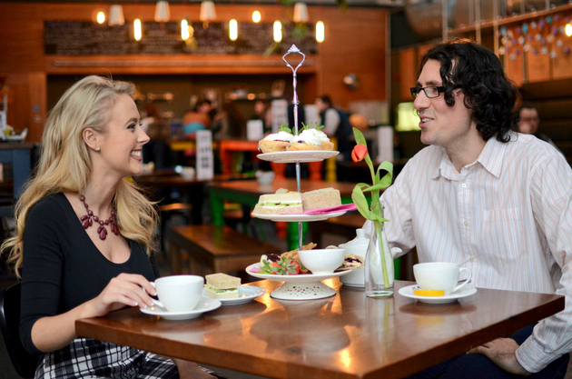 The Brink encourages guests to go 'tea-total' for Worldwide Afternoon Tea