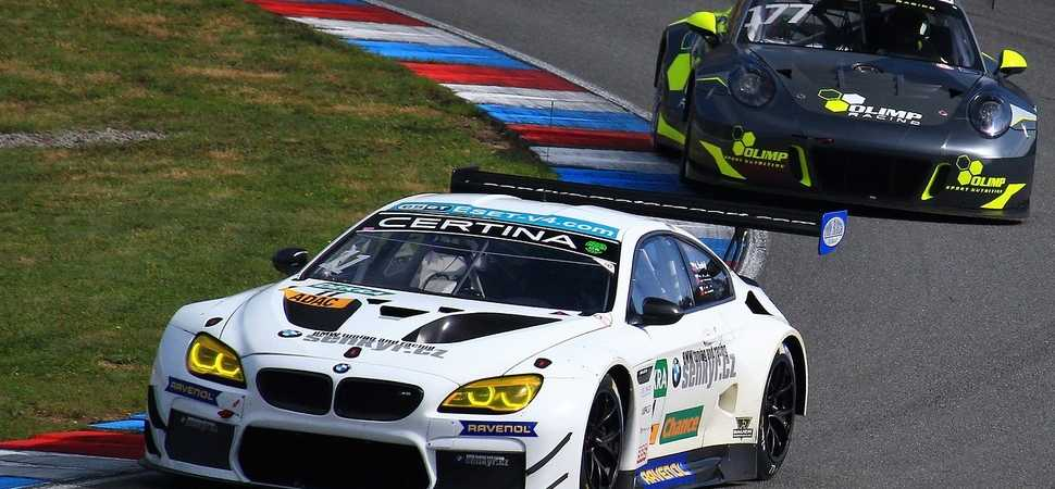 Gender diversity in motorsports