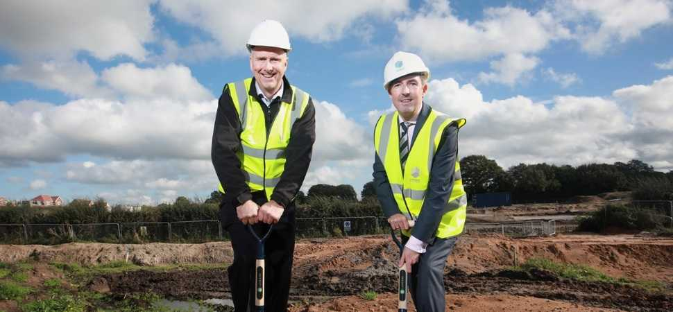 Developer Breaks Ground on 165-Home Sandbach Scheme