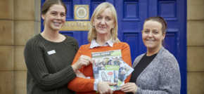 Bromleys Solicitors provides boost to Emmaus Mossley