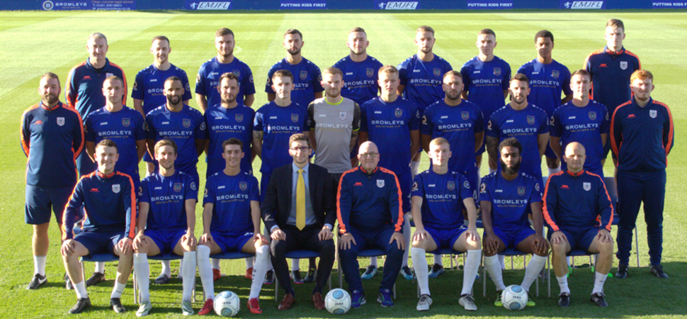 Bromleys steps up sponsorship of Curzon Ashton FC