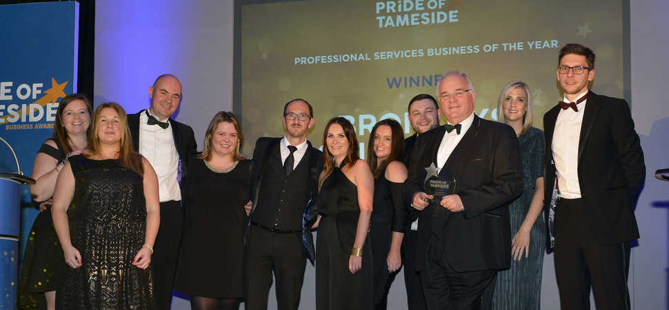 Bromleys crowned at Pride of Tameside Business Awards
