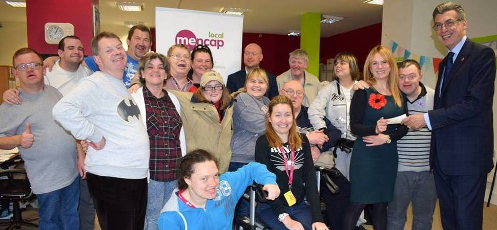 Brown Turner Ross announces Mencap Liverpool as chosen charity