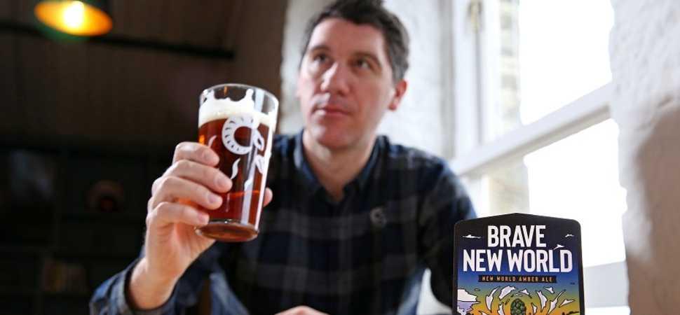 Black Sheep Brewery enters a Brave New World with transatlantic seasonal beer