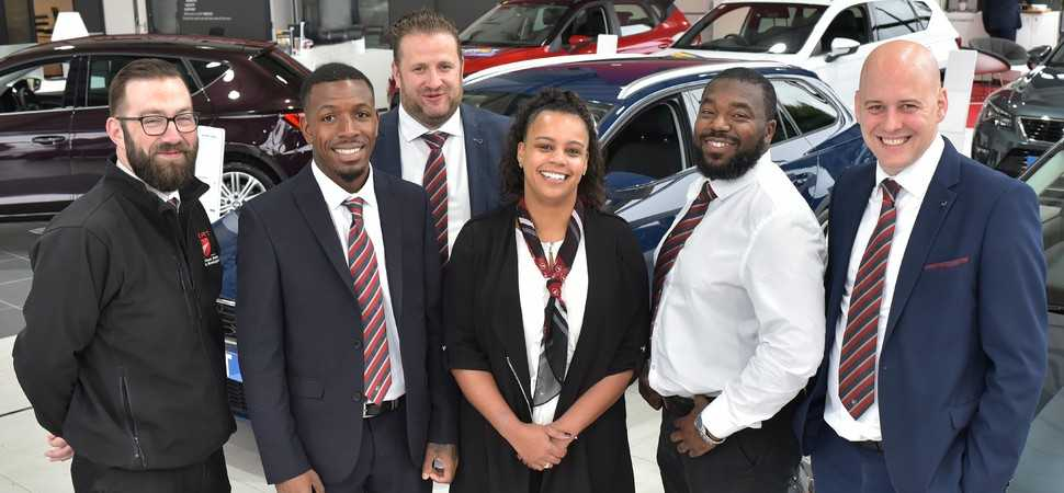New general manager and Motability expert get into gear at Bristol Street Motors
