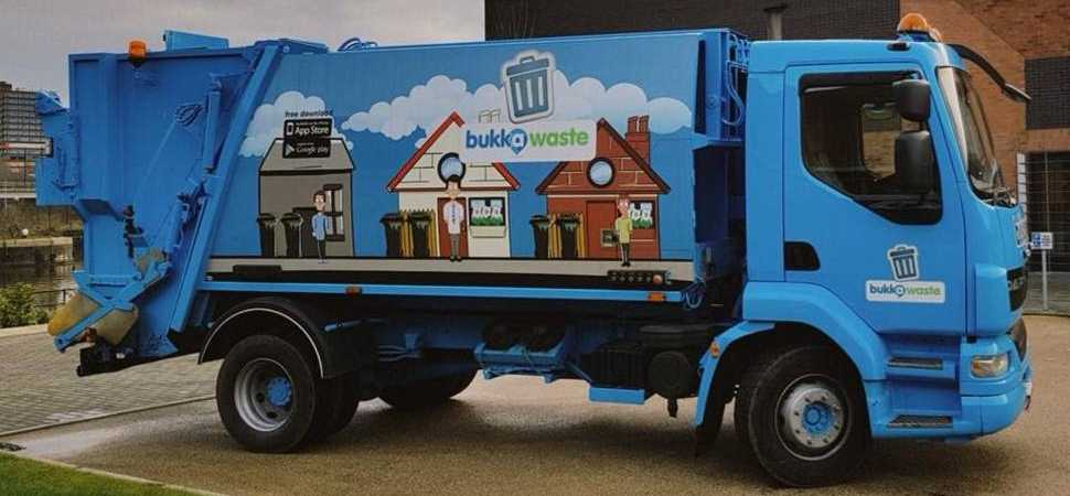 Bukkawaste Launches UK First in Waste Management