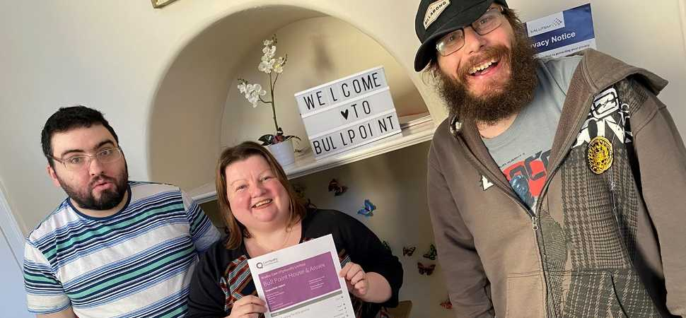 Fun and creative staff provide outstanding care at Plymouth care facility