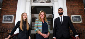 Law firm FBC Manby Bowdler welcomes new career starters to firm