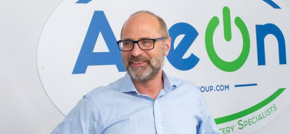 AceOn Managing Director joins government research programme group