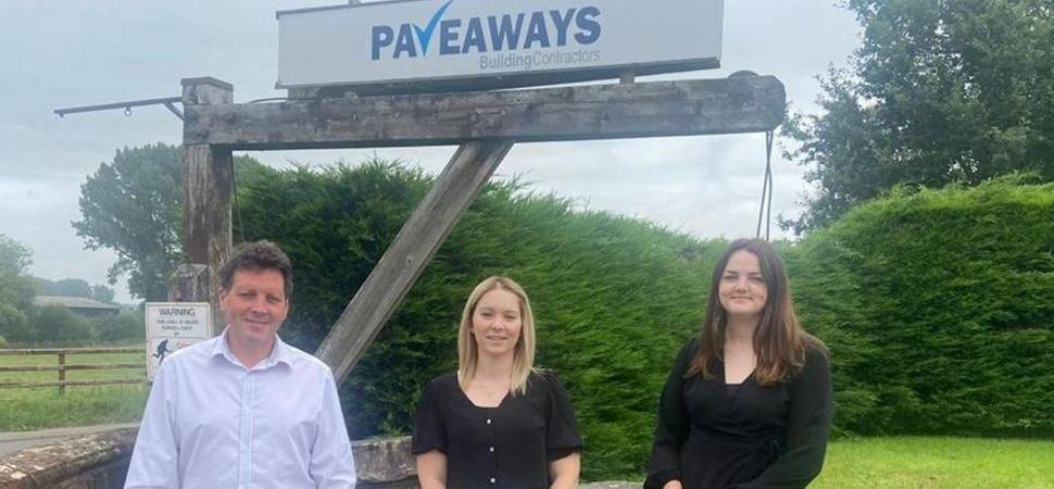 Building blocks laid for stronger future for award winning Pave Aways