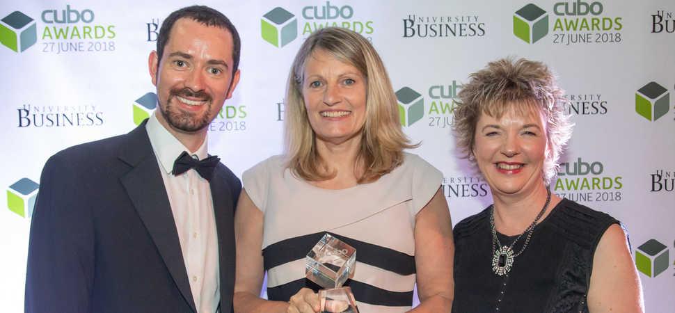 The Nationwide Cycling Academy Celebrates Prestigious Award Win