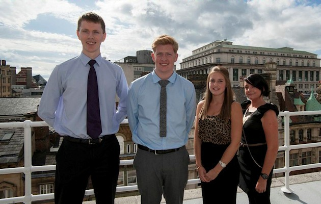 BWMacfarlane LLP is proud to welcome four new junior members to their team