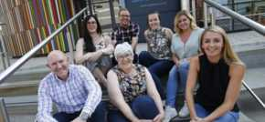 FinTech firm sleeping rough to raise £6k for Yorkshires homeless youth