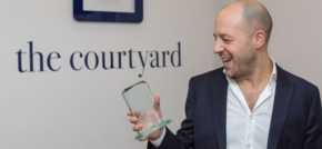 Courtyard dental centre wins industry award