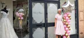 Much-Loved Bridal Store Relocates to The Kingsway to Benefit From Regeneration Boost