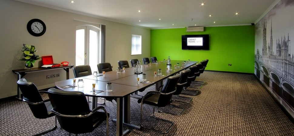 Shropshire's Lion Quays Hotel & Spa Launches Online Booking for Meetings