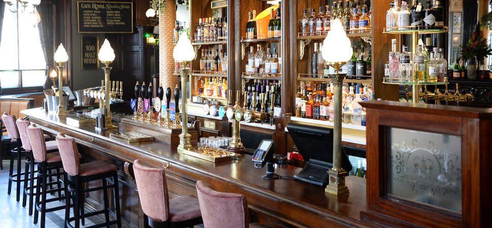 Oldest Oyster Bar in Edinburgh Reopens Following Six-Figure Makeover