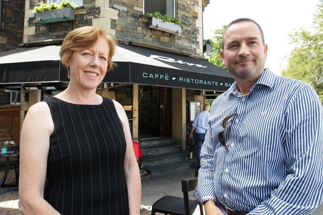 Cumbria duo targeting restaurant success