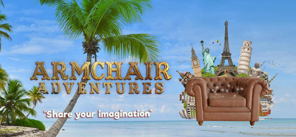 Made by Mortals are making a new Armchair Adventure with CAHN