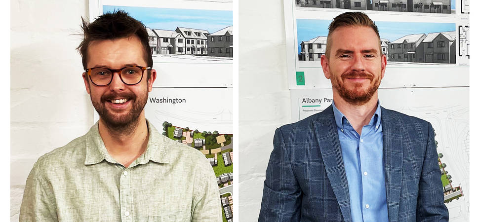 New starters at Newcastle's architectural practice