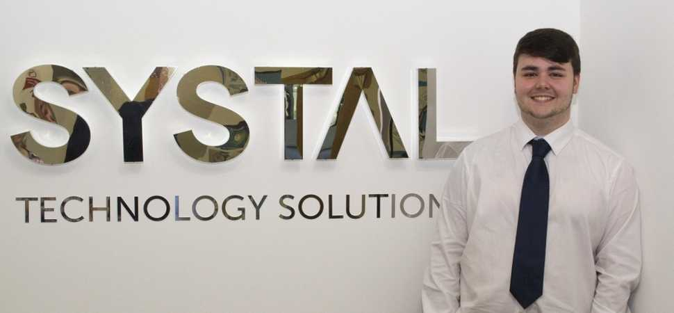 Systal reaping the rewards of investing in apprenticeships