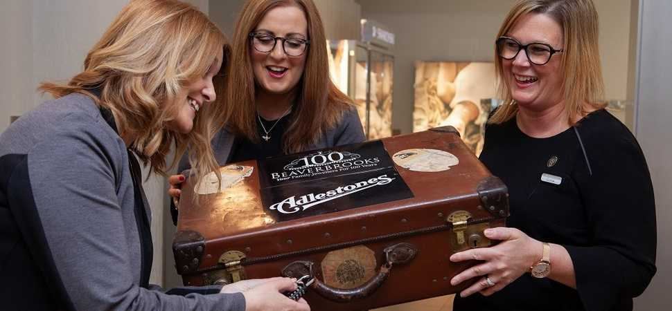 A Belfast jeweller is giving away £1,000 worth of jewellery tomorrow!