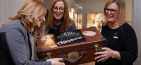 A Belfast jeweller is giving away £1,000 worth of jewellery tomorrow!