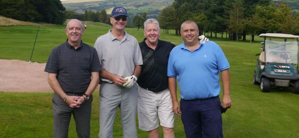 Housing Units 14th Annual Golf Day raises a total of £5,000 for Kidscan