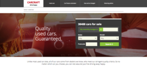 Carcraft brand resurrected online by motor industry magnates