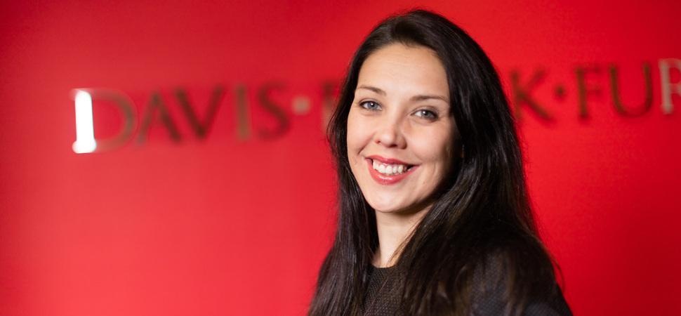 Caroline Bilous Joins Davis Blank Furniss Family Team