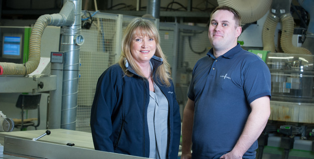 Kingston Cabinets Celebrate its First Year in Congleton with Expansion News